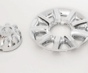 Chrome Plated Wheel Covers and Hubs